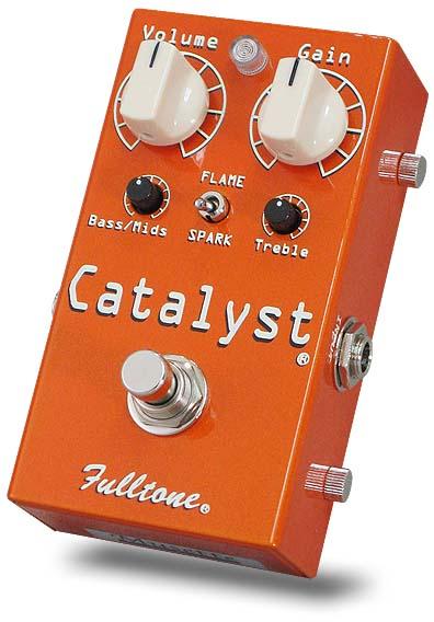 Педаль эффектов Fulltone Catalyst фото