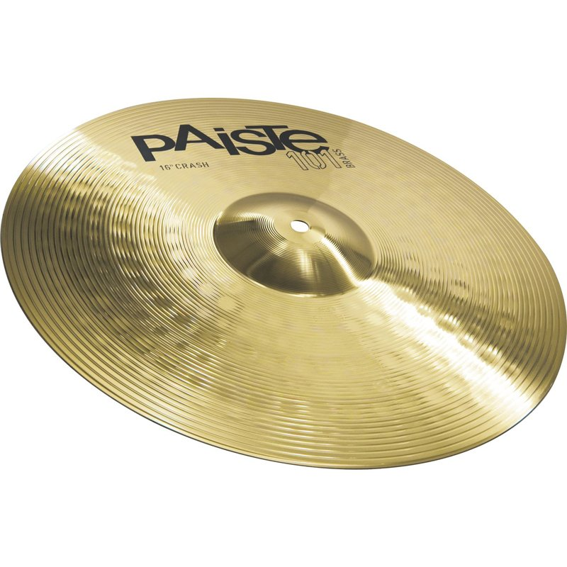 Тарелка для ударных Paiste 16 101 BRASS CRASH фото