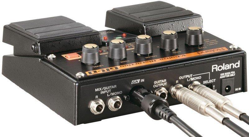 Процессор Roland GR-D фото